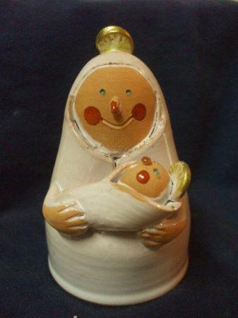Mária  gyermekkel